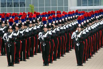 Carabinieri, concorso per 2mila posti