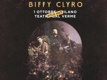 Sold out l'unica data italiana dei Biffy Clyro