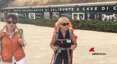 'Il viaggio in Italia' fa tappa a Selinunte