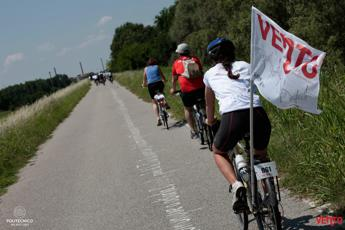 Torna Vento Bici Tour, una pedalata da Torino a Venezia