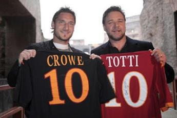 Russell Crowe: Forza Roma!