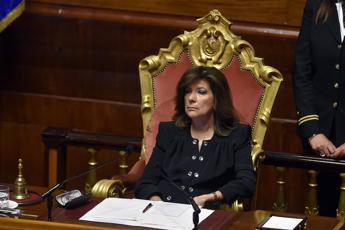 Insulti a Mattarella, Casellati: E' insulto a tutto il Paese