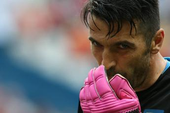 Sfuriata post Real-Juve, tre giornate a Buffon