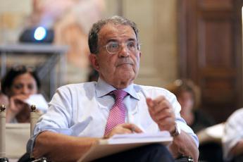 Il monito di Prodi sull'Europa