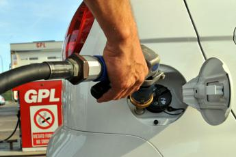 Carburanti, su il Gpl