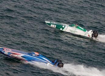 Grande voglia a Stresa del Grand Prix Mondiale XCat di Motonautica