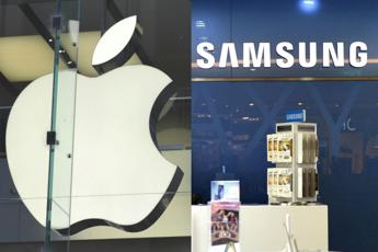 Apple-Samsung pace fatta