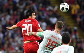 Spagna soffre ma batte 1-0 Iran