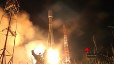 Nello spazio l'occhio di Mosca sul Pianeta Terra