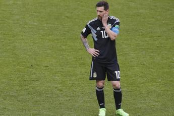 L'Islanda gela l'Argentina E Messi sbaglia un rigore