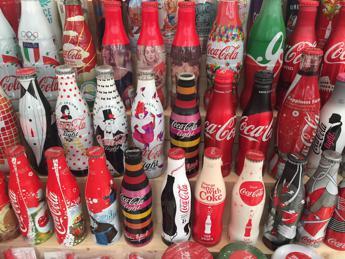 Green e hi-tech, i 30 anni del sito Coca-Cola Hbc Italia a Oricola