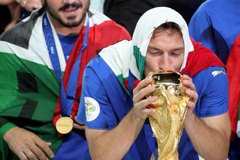 Italia campione del mondo su Netflix