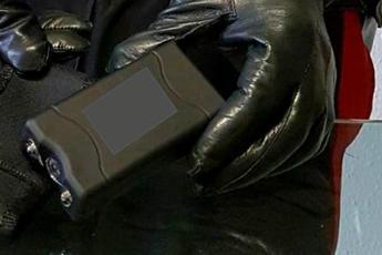 Presto pistole taser ai poliziotti