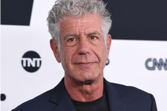 E' morto lo chef Anthony Bourdain