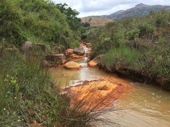 Sardegna, l'eredità mineraria e le bonifiche mai partite