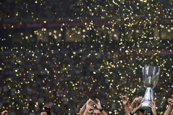 Supercoppa italiana in Arabia Saudita