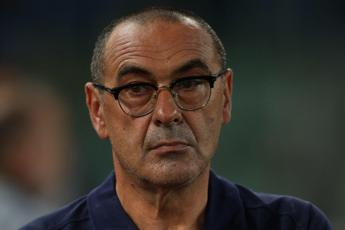 Juventus, Sarri esonerato