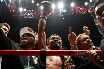 Pacquiao batte Matthysse, 60esima vittoria in carriera