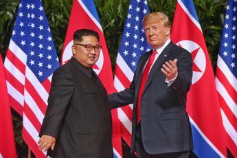 Kim scrive a Trump