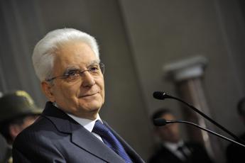 Mattarella: Italia non sia far west