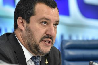 La decisione di Salvini