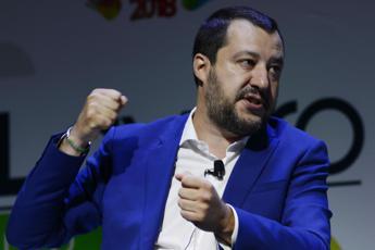 Salvini contro Chef Rubio