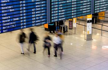 Evacuato terminal all'aeroporto di Francoforte