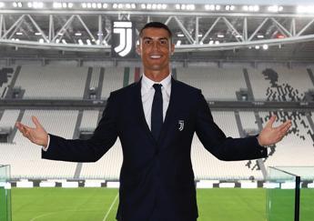 Primo allenamento per Ronaldo