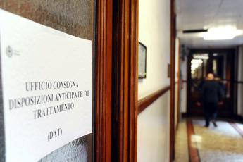 Biotestamento, via libera dal Consiglio di Stato