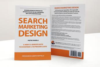 Search Marketing Design: esce il nuovo libro di Pietro Marilli di Cdweb, in vendita su Amazon
