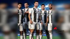 Ronaldo alla Juve, cambio di maglia 'al volo' per Fifa 19