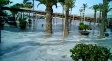 Mini tsunami alle Baleari