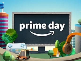 Prime Day Amazon a singhiozzo