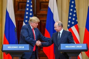 Putin a Trump: Nessuna interferenza su voto Usa