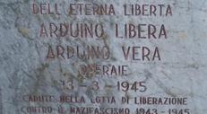 Festa di note per ricordare le giovani staffette partigiane Libera e Vera Arduino