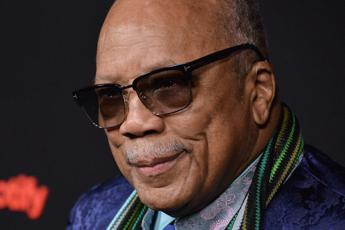 Quincy Jones: Mi sento come Michelangelo