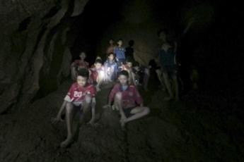 Chi sono i ragazzi nella grotta thailandese