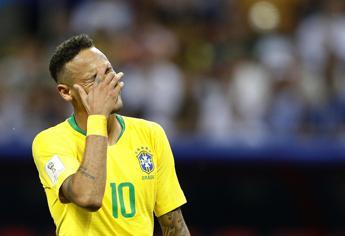 La delusione di Neymar