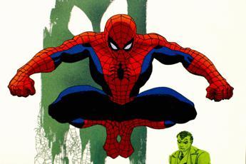 Addio al papà di Spider Man