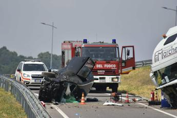 Incidente nel bergamasco, 4 morti