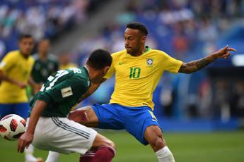 Neymar e Firmino trascinano il Brasile ai quarti