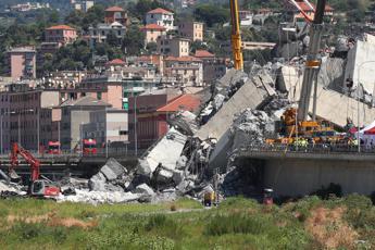Ponte Morandi, papà della vittima: Rabbia e tristezza