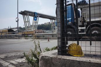 Ponte Morandi, operaio ferito in cantiere ricostruzione