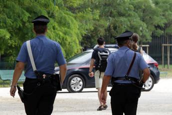 Filmati dai carabinieri mentre fanno sesso, il video è virale