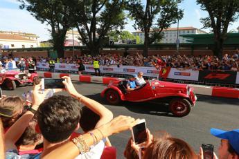 La Formula 1 sbarca a Milano
