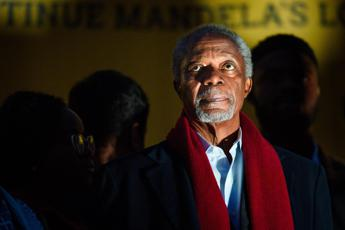 Morto Kofi Annan, ex segretario generale dell'Onu