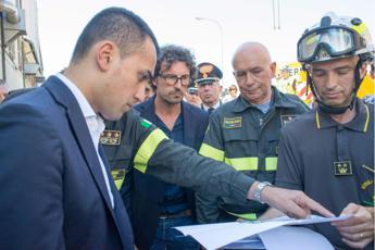 Di Maio: Governo accelera, revocherà concessioni