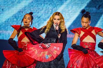 Madonna, 60 anni da Material girl