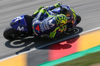 Niente pole per Rossi, Marquez in testa