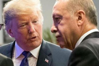 Erdogan avverte Trump